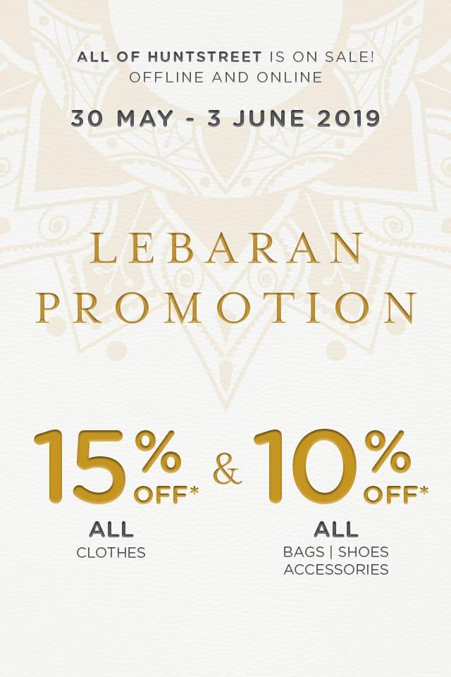 Lebaran Promotion