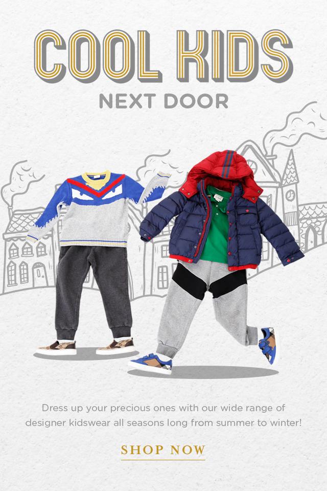Cool Kids Next Door